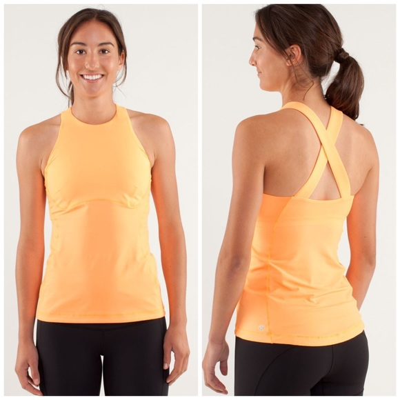 LULULEMON l Spin It To Win It Tank High Neck